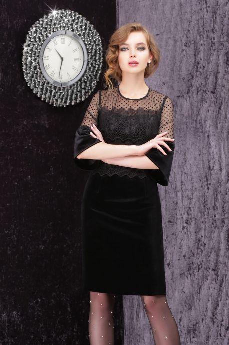 Платье черное алматы