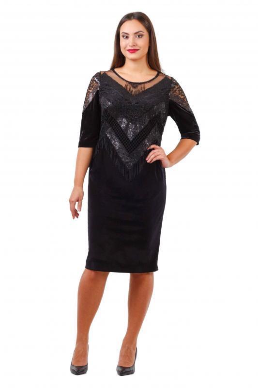 d4ce5e6314b Черное платье купить