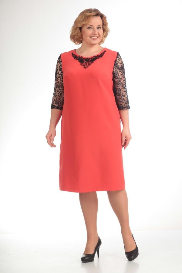Размеры для полных платья