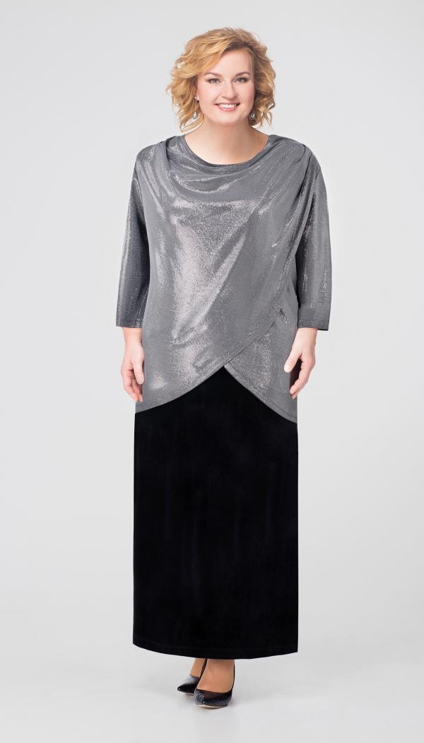 Длинное платье в астане