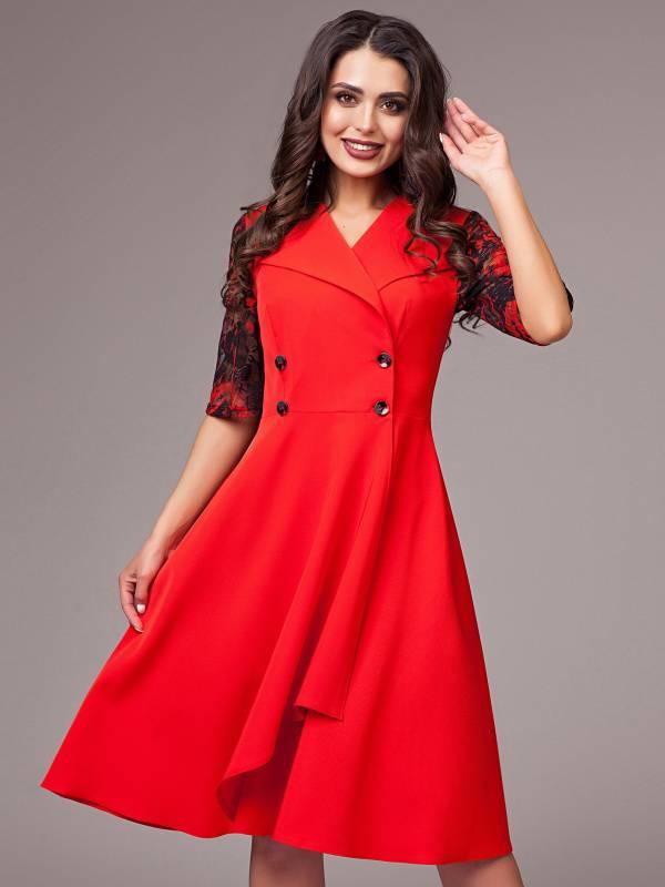 ed82140d578a4fa Платья в стиле ретро купить, платье в ретро стиле в Омске. eModa ...